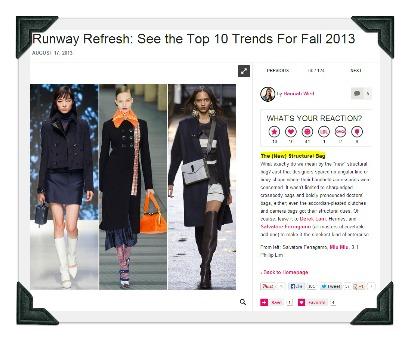 Trends 2013