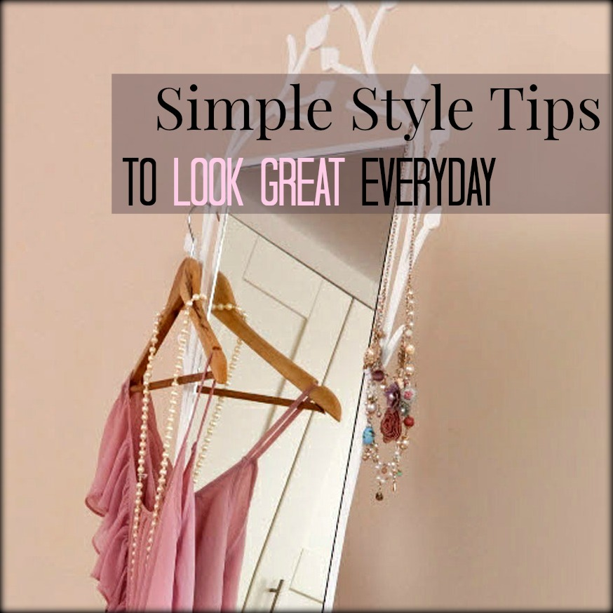 simple fashion style tips