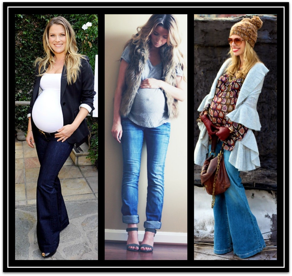Fashion tips for Pregnant Ladies