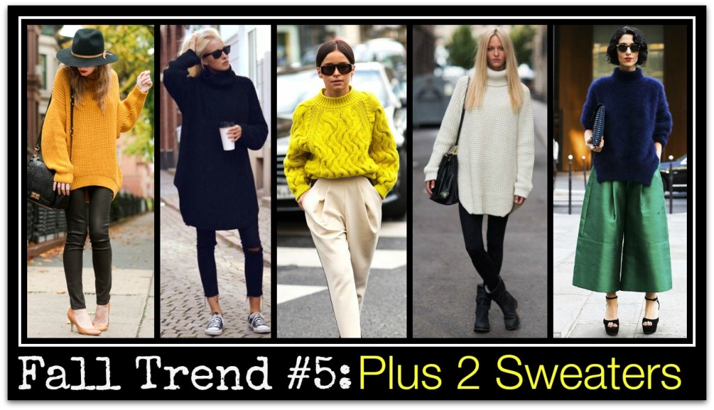 fall 2014/15 trends_ Swaeters