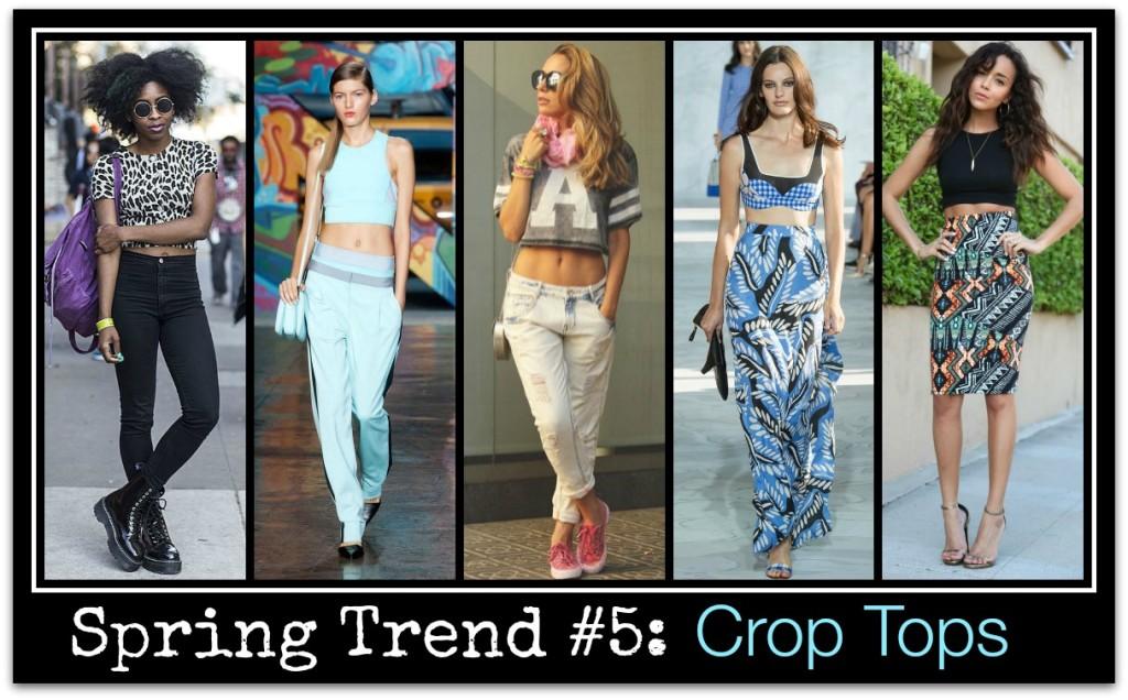 Spring Trend 2014_15_Crop Tops