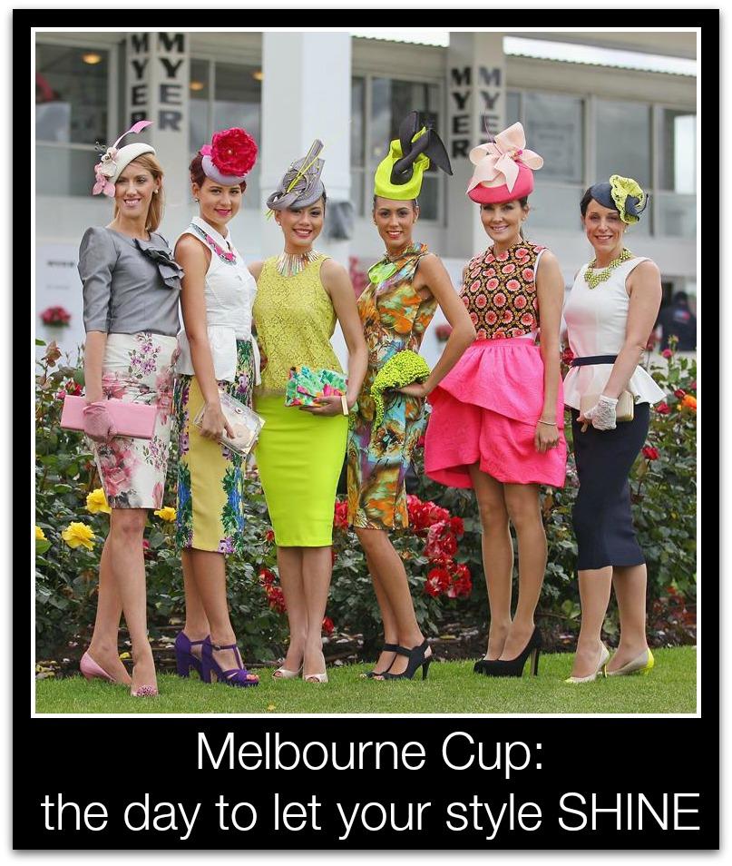 Melbourne Cup Style #Pretastyler