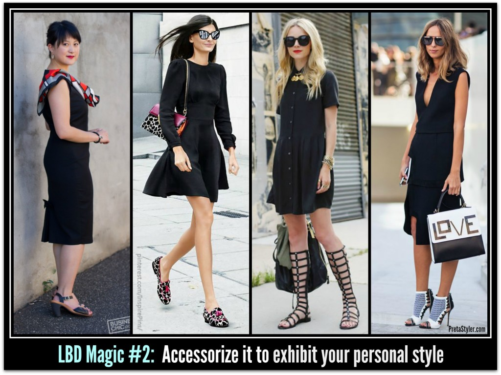 LBD Magic 2_ Accessorize it