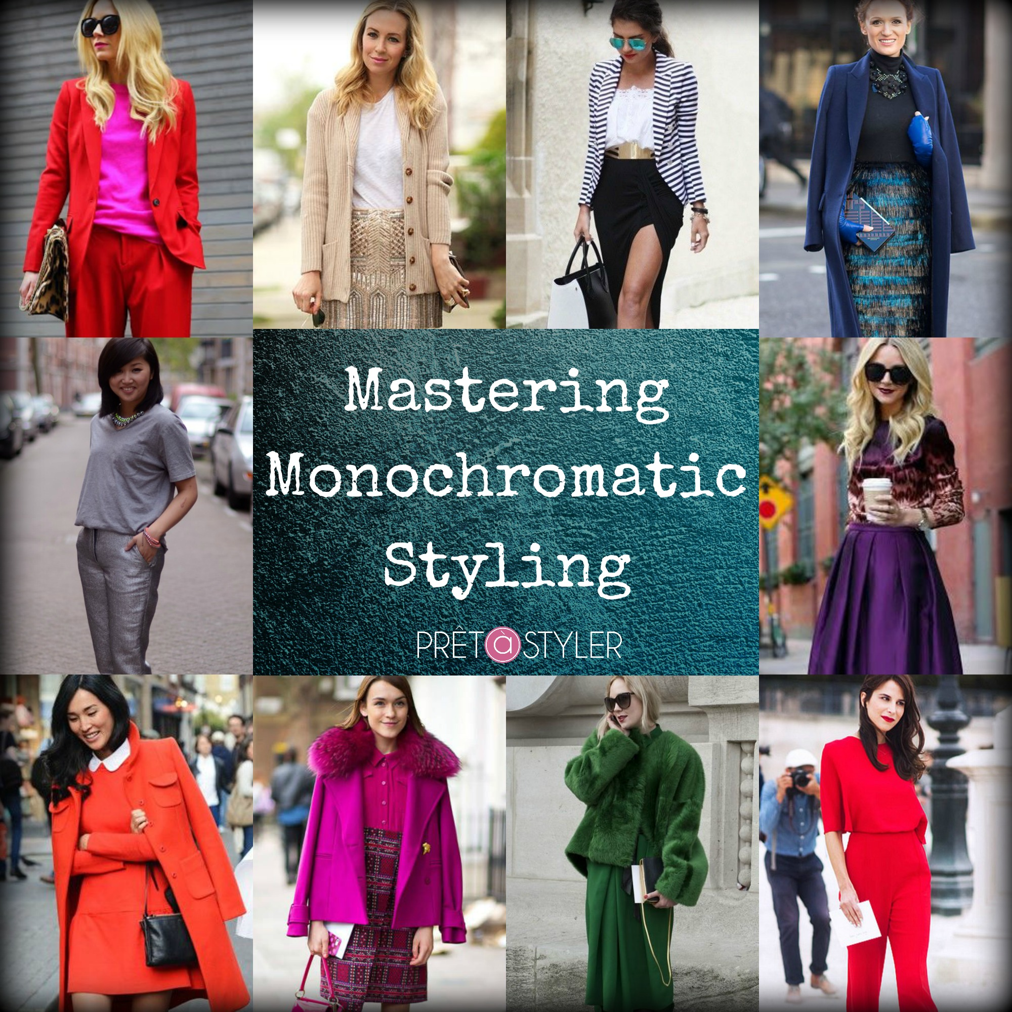 Mastering Monochromatic Styling