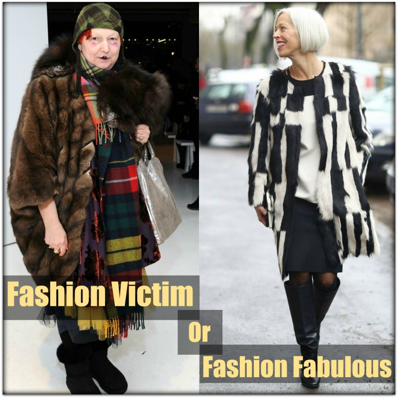 fashion victim - how not to become one