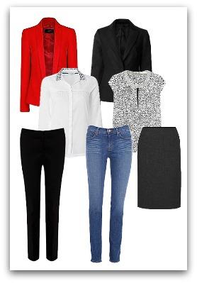 Foundation garments