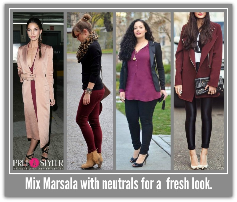 Mix with neutrals