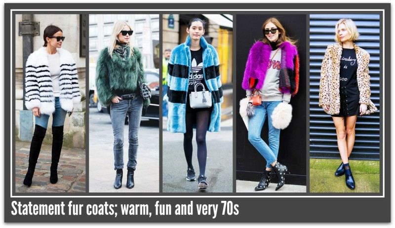 Statement Fur Coats