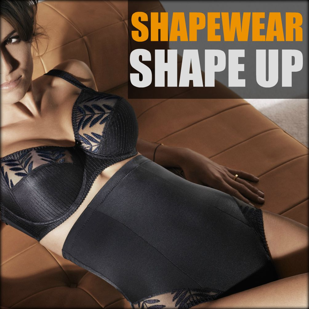 SHAPE UP WITH SHAPEWEAR