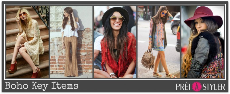 Boho Key Items