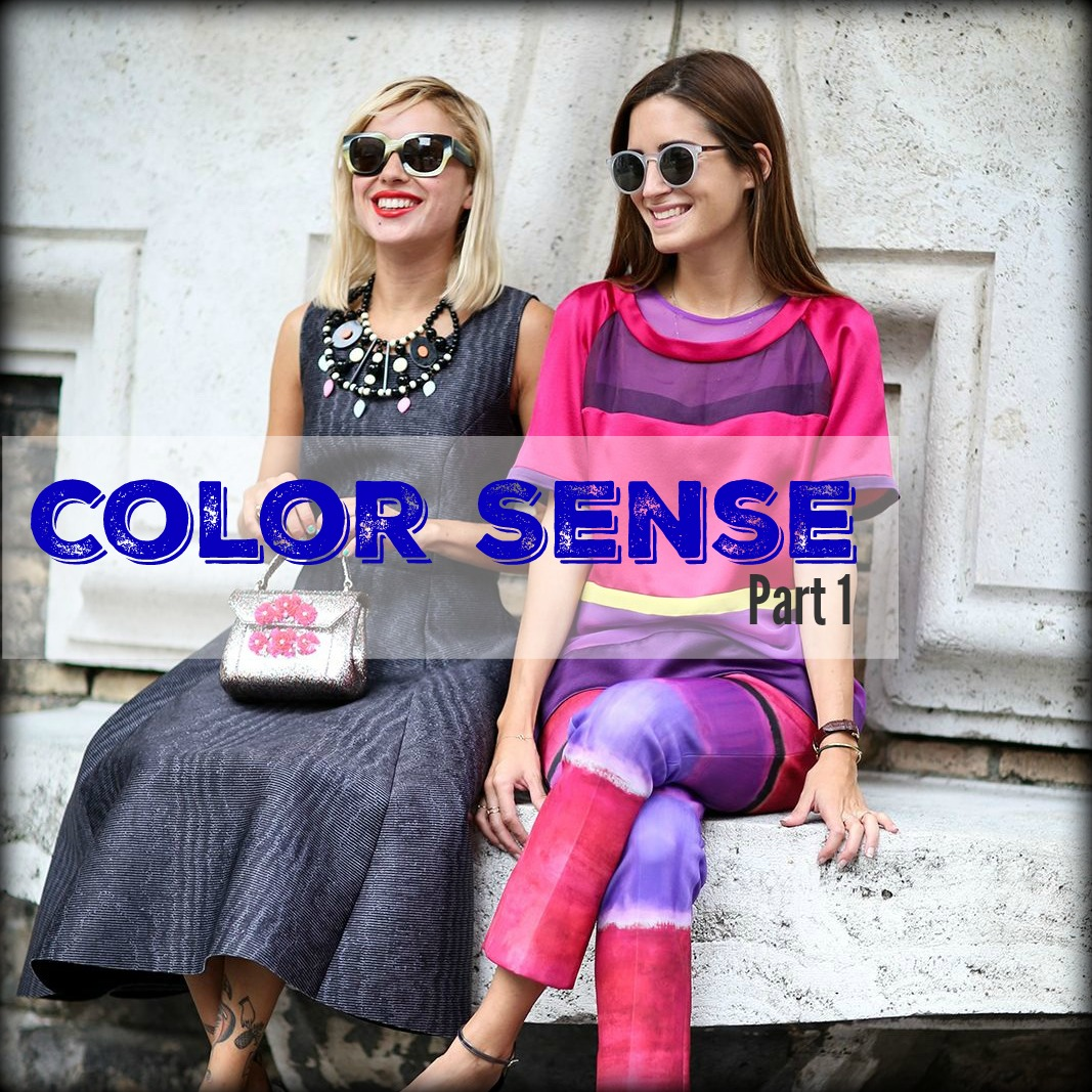 COLOR SENSE: Part 1, Value, Perceived Weight and Size