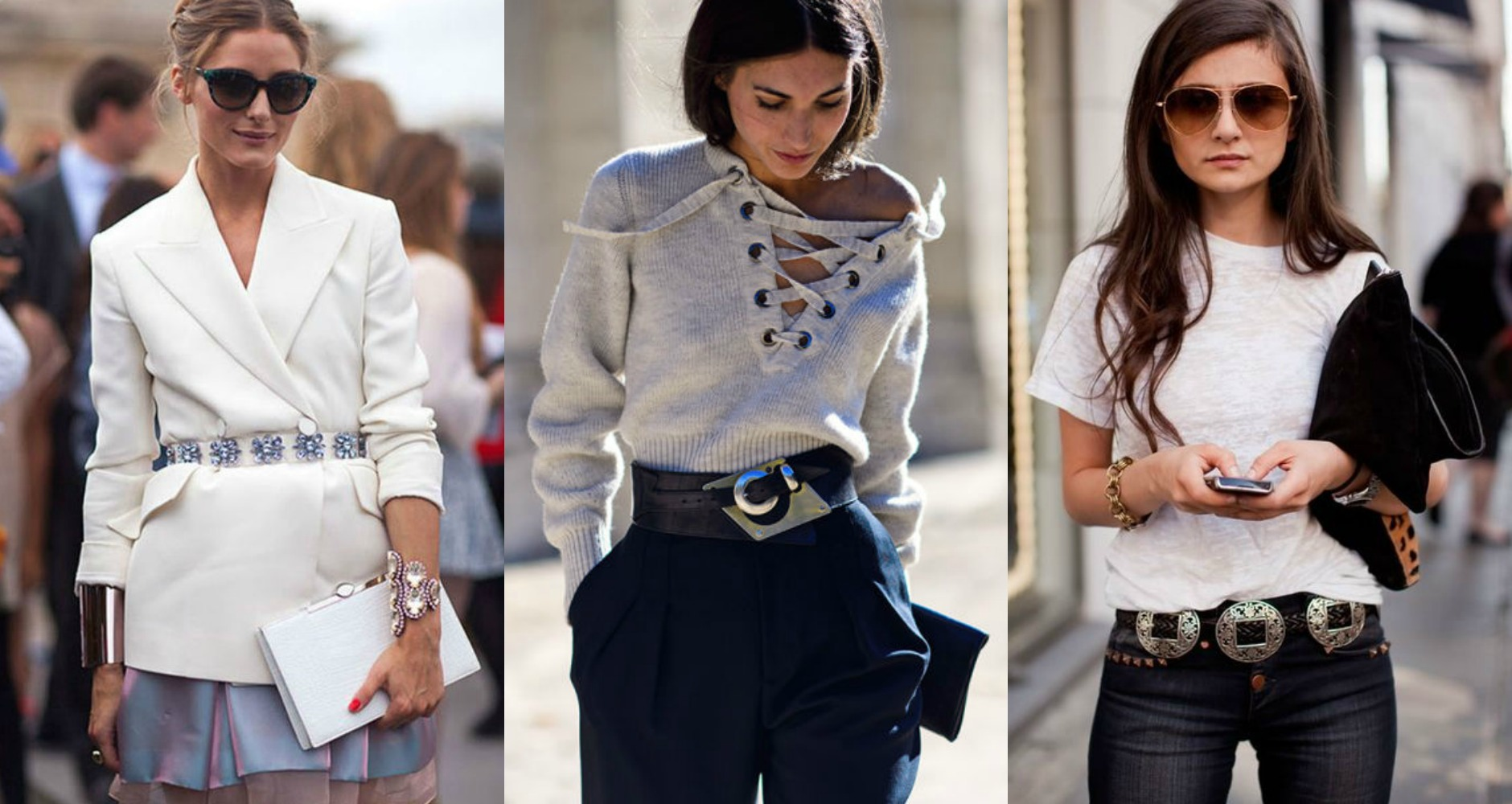 Belts, Scarves And More-Your Guide To Accessories