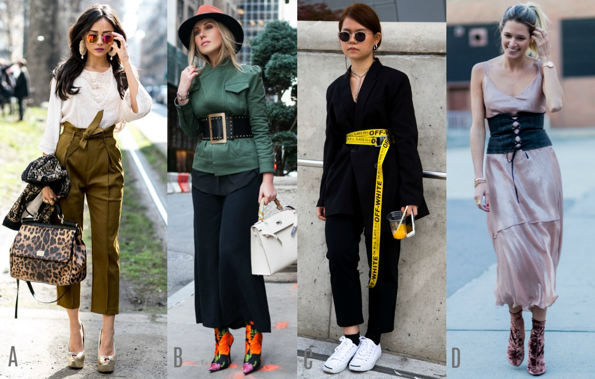 HOW TO WEAR BELTS Style Clinic