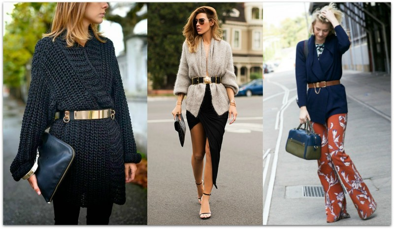 How To Style A Cardigan_Belt Up22