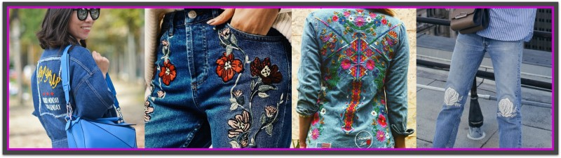Trends To Try In 2016_Embroidered Denim