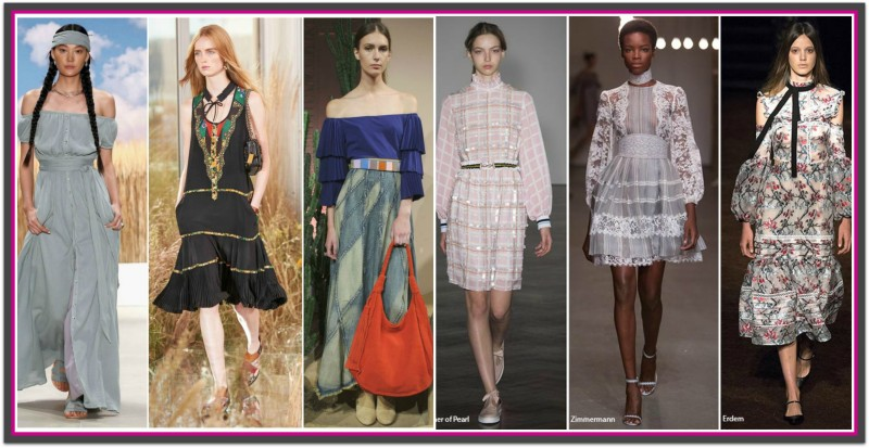 Trends To Try In 2016_Pairie Dresses