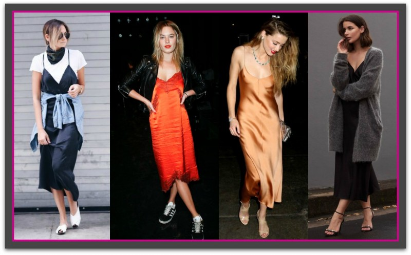 Trends To Try In 2016_Slip Dresses