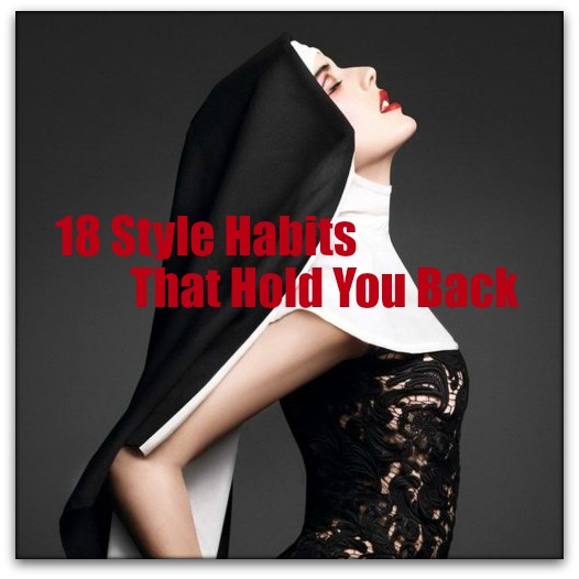 Style Habits Banner