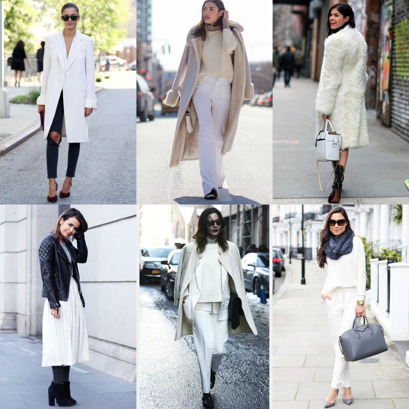 How to Wear White, Style Clinic, Ann Reinten, Image innovators, Image Consultant Training Online, Image Consultant and Stylist Resources