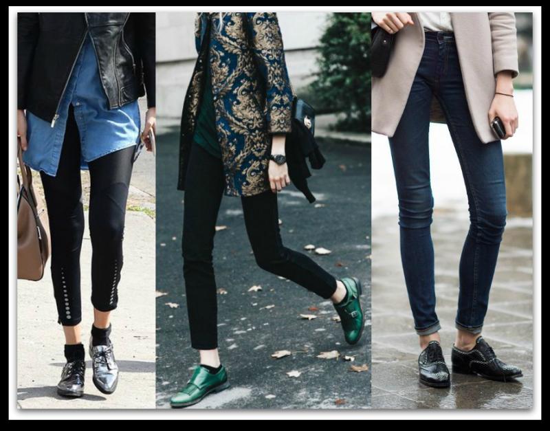 Mens Style Flats