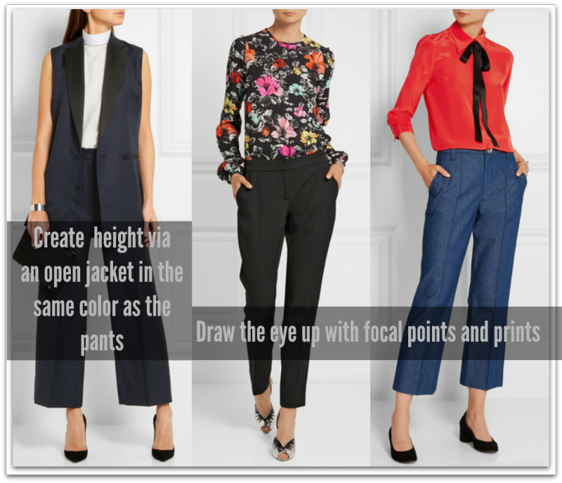 Cropped pants styling 3