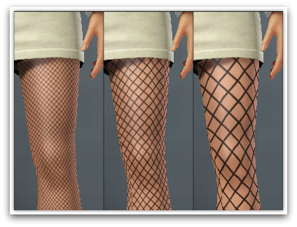 Fishnet Weave Variations