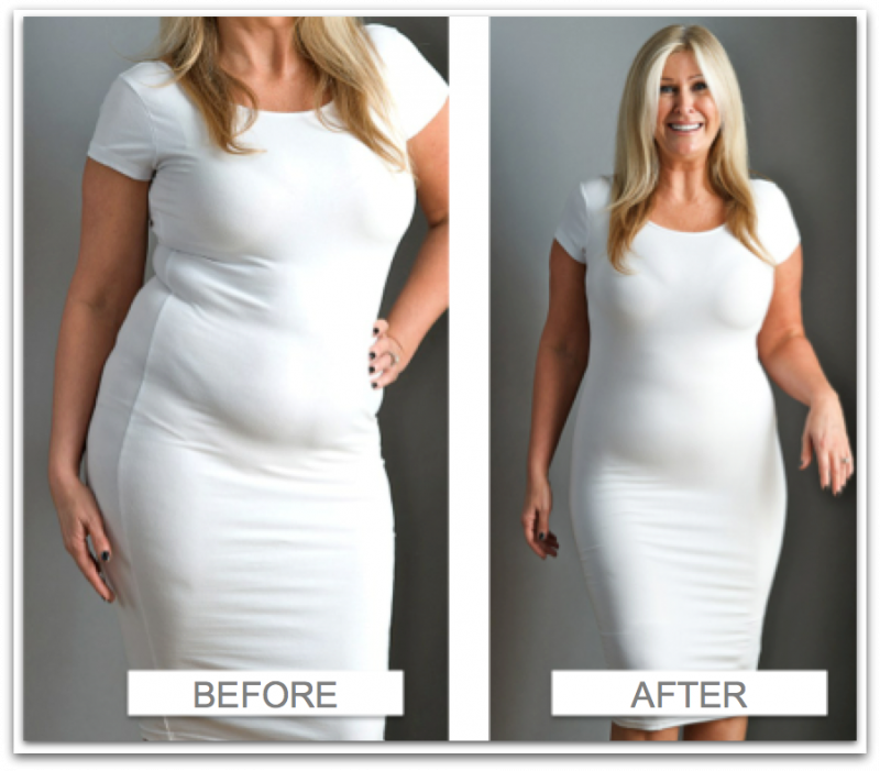 the shapewear difference
