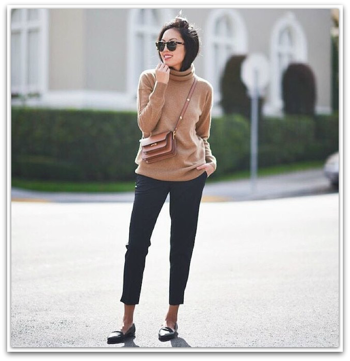 turtleneck-sweater-black-cropped-pants-black-laofers-thanksgiving-fall-weekend-work-outfit-9to5chic-instagram-640x800