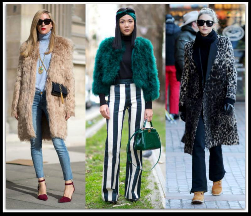 Turtlenecks and Fur
