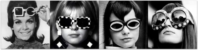 1960s eyewear