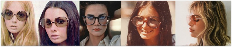 1970s eyewear