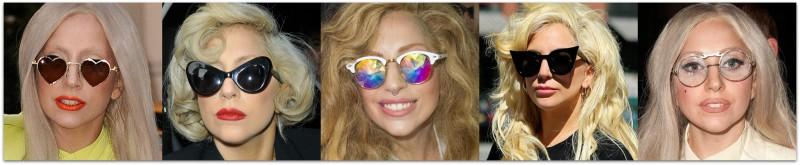 Lady Gaga sunnies