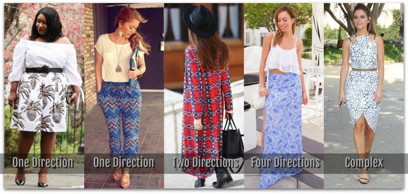 Directional Prints