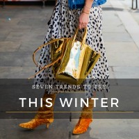 7 TRENDS TO WEAR TRY THIS WINTER