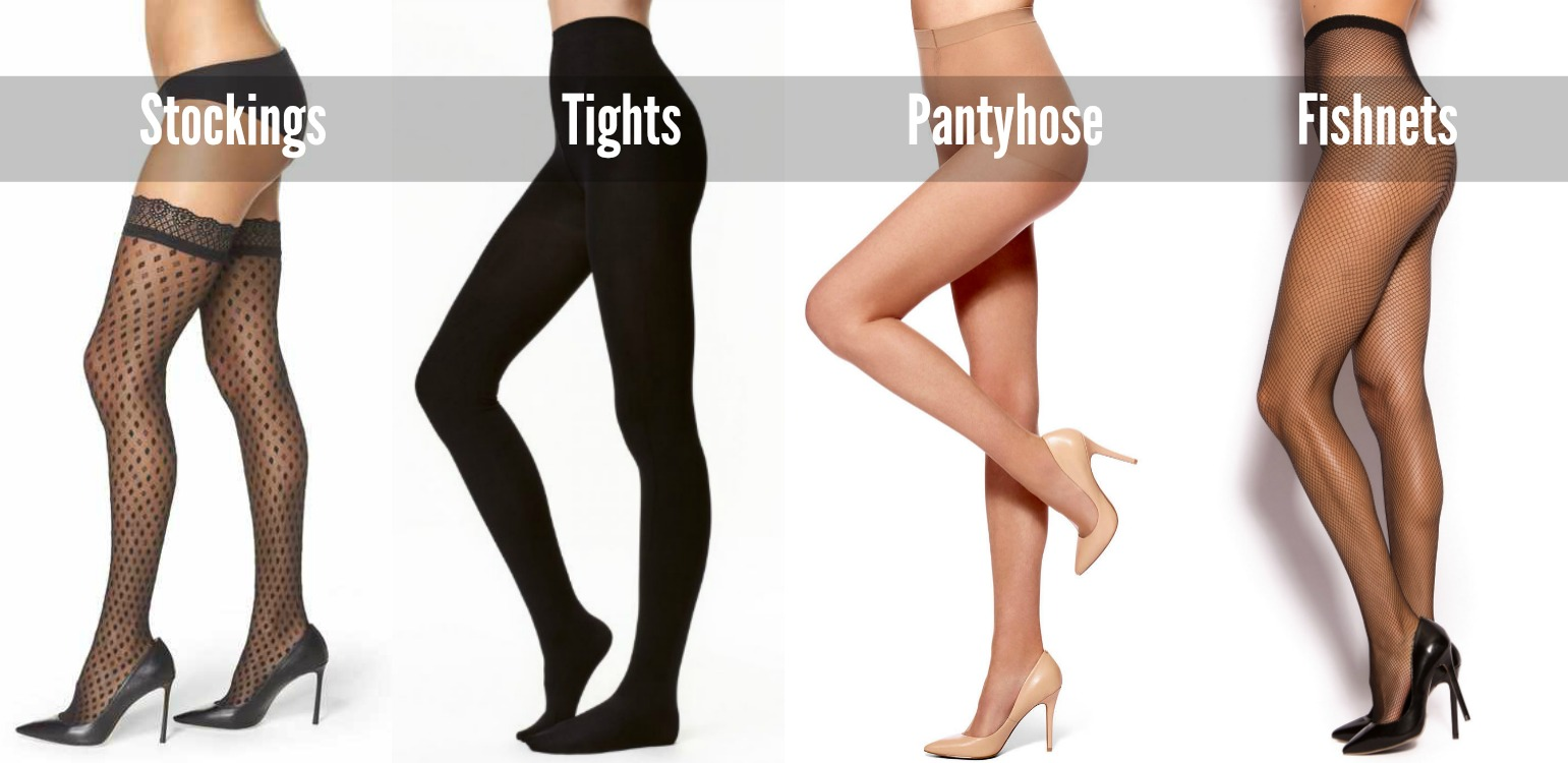 ee0ebf4dff4 ALL ABOUT HOSIERY - Style Clinic