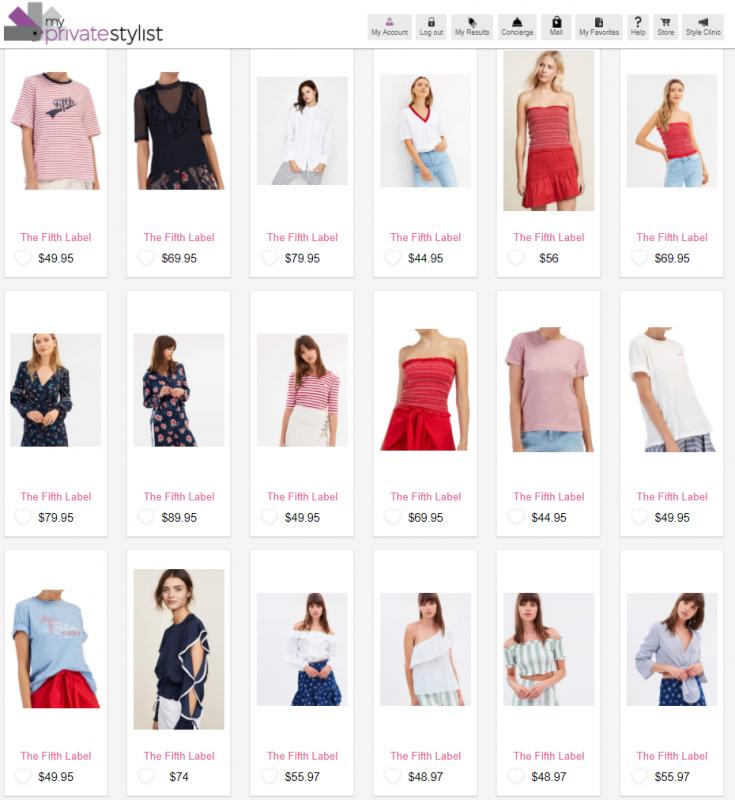 How to Shop Online, Style Genie, My Private Stylist, Style Genie, Ann Reinten, Image