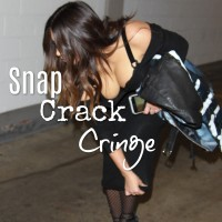 SNAP, CRACK, CRINGE: Fashion Emergency Kit