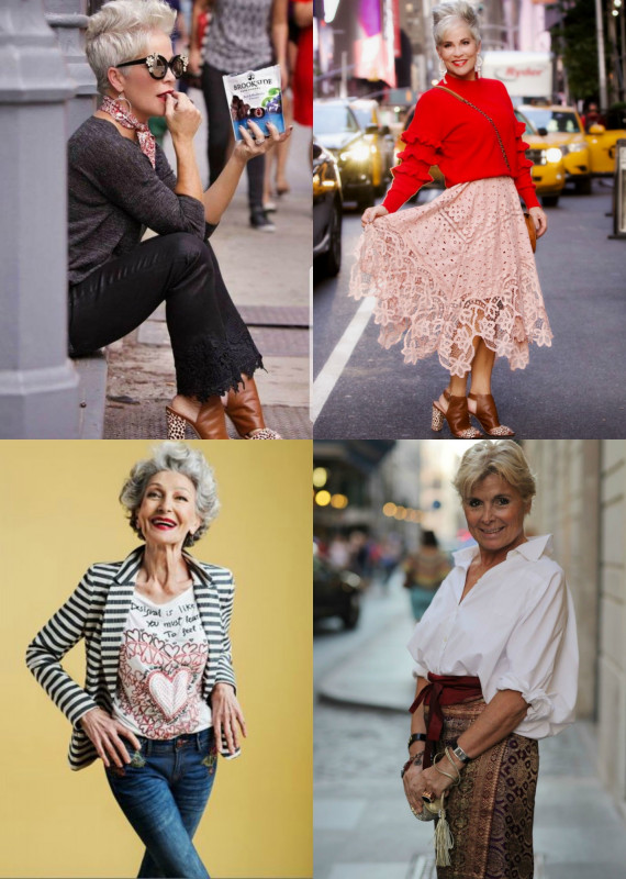Am I Too Old To Wear That, Style Clinic, Image Consultant Training, Stylist Training, Image Innovators, Ann Reinten, Fashion, Over 50, Age Is Just a Number