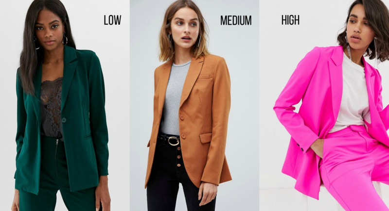 7 Colour Essentials Every Woman Should Know,Colour Analysis, Image Consultant Training, Image Innovators, Style Clinic, Ann Reinten, Impact Contrast Layering