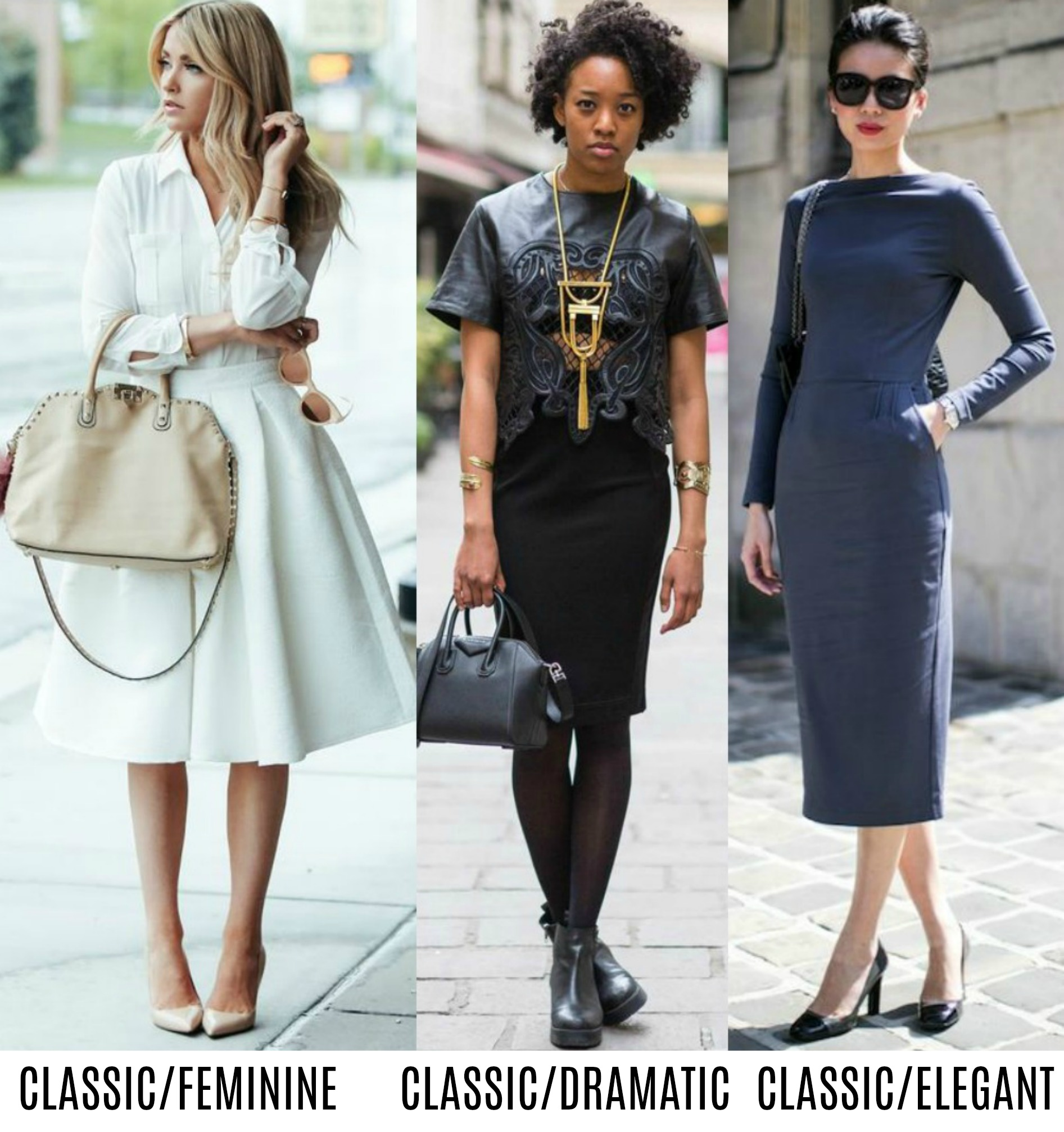 Your Style Personality Revealed Style Clinic