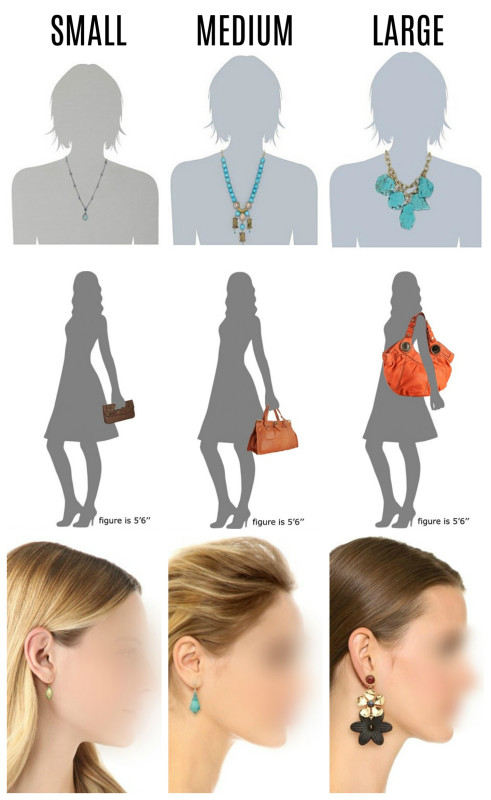 The Goldilocks Principle of Accessorizing, Style Clinic, Ann Reinten Image Innovators, Image Consultant Training, Image consultant resources, How to Accessorize
