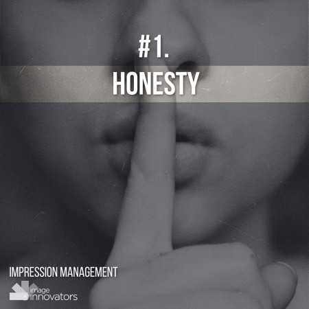 10 TRAITS THAT ATTRACT OPPORTUNITIES & PEOPLE, Honesty, Style Clinic, Ann Reinten, Image Innovators, Image Consultant Training, Image Consultant tools and resources.
